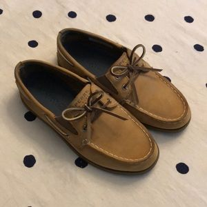 Sperry A/O Boat Shoes - Youth 2M
